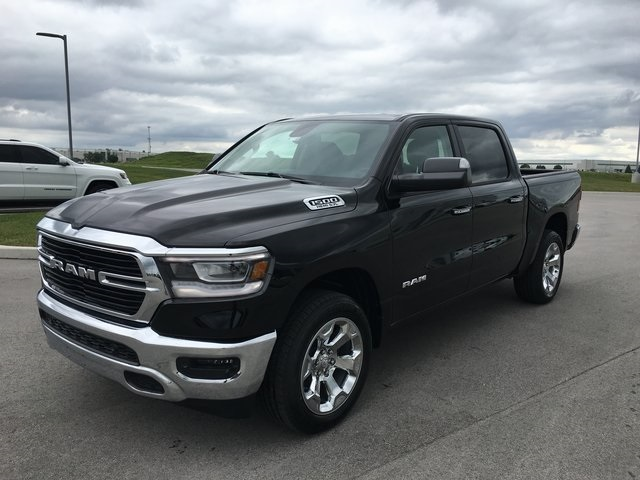 2019 Ram 1500 Crew Cab 4x4,  Pickup #K2713 - photo 4