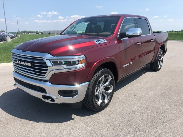 2019 Ram 1500 Crew Cab 4x4,  Pickup #K2919 - photo 4