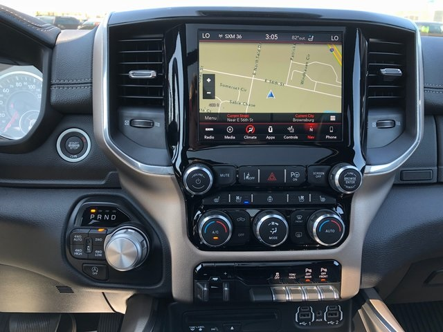 2019 Ram 1500 Crew Cab 4x4,  Pickup #K2988 - photo 15