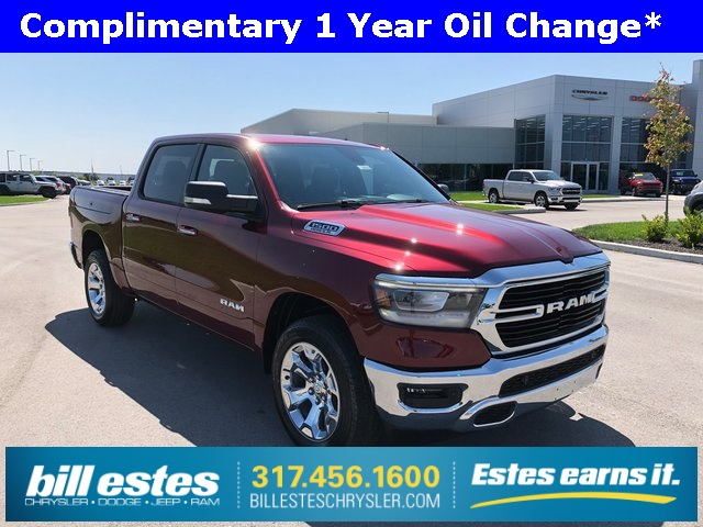 2019 Ram 1500 Crew Cab 4x4,  Pickup #K3005 - photo 1
