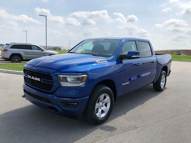 2019 Ram 1500 Crew Cab 4x4,  Pickup #K3006 - photo 4