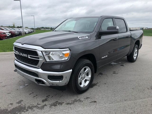 2019 Ram 1500 Crew Cab 4x4,  Pickup #K3023 - photo 4