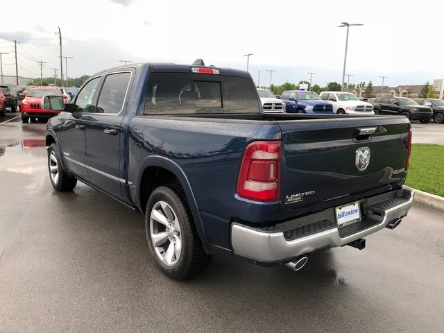 2019 Ram 1500 Crew Cab 4x4,  Pickup #K3034 - photo 2