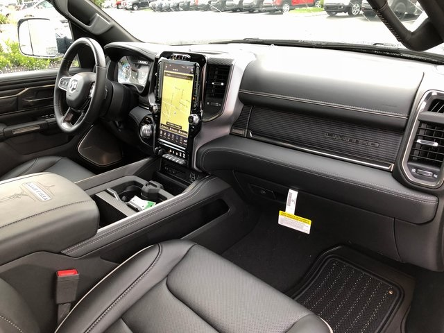 2019 Ram 1500 Crew Cab 4x4,  Pickup #K3034 - photo 8