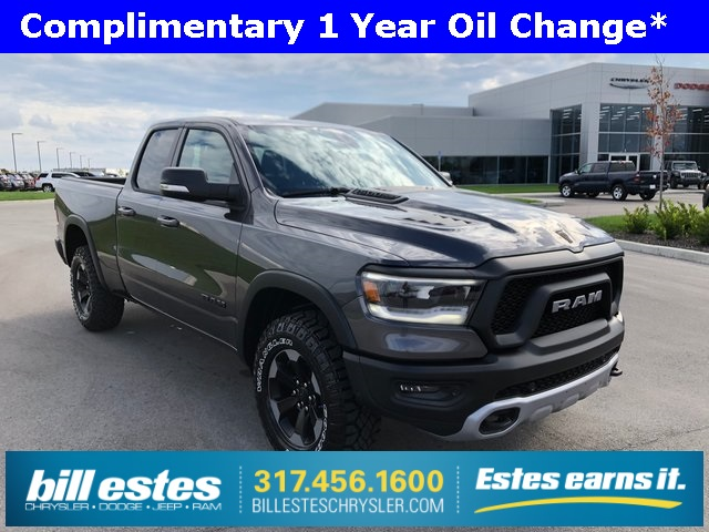 2019 Ram 1500 Quad Cab 4x4,  Pickup #K3074 - photo 1