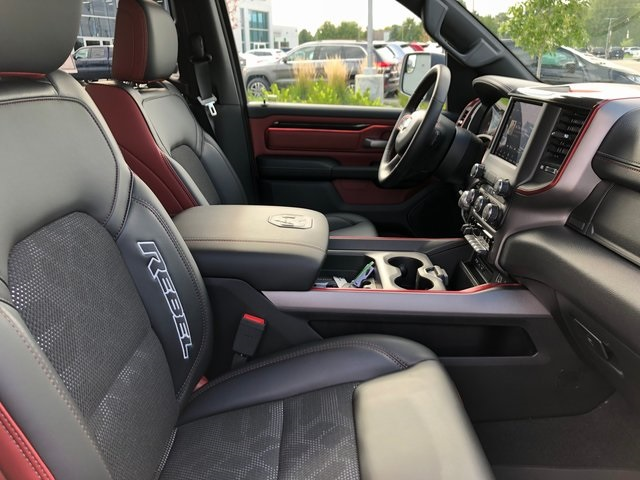 2019 Ram 1500 Quad Cab 4x4,  Pickup #K3074 - photo 10