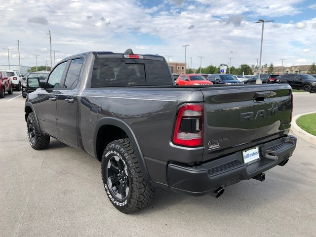 2019 Ram 1500 Quad Cab 4x4,  Pickup #K3074 - photo 6