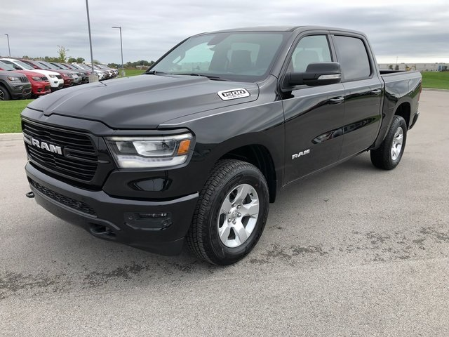 2019 Ram 1500 Crew Cab 4x4,  Pickup #K3107 - photo 4
