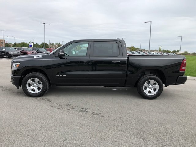 2019 Ram 1500 Crew Cab 4x4,  Pickup #K3107 - photo 5