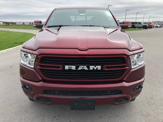 2019 Ram 1500 Crew Cab 4x4,  Pickup #K3121 - photo 3