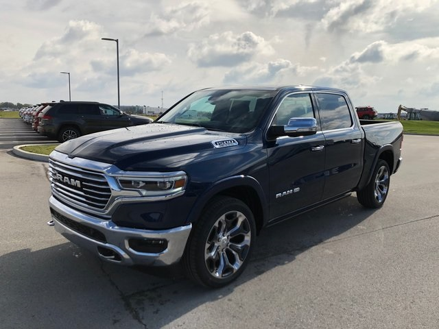 2019 Ram 1500 Crew Cab 4x4,  Pickup #K3186 - photo 4