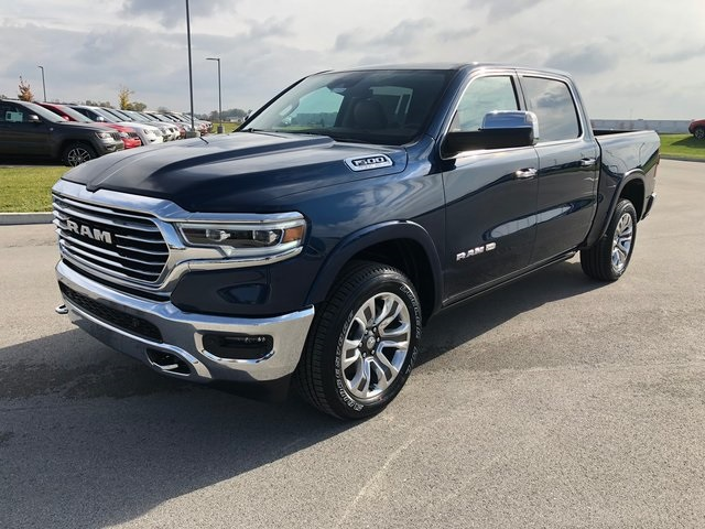 2019 Ram 1500 Crew Cab 4x4,  Pickup #K3197 - photo 4