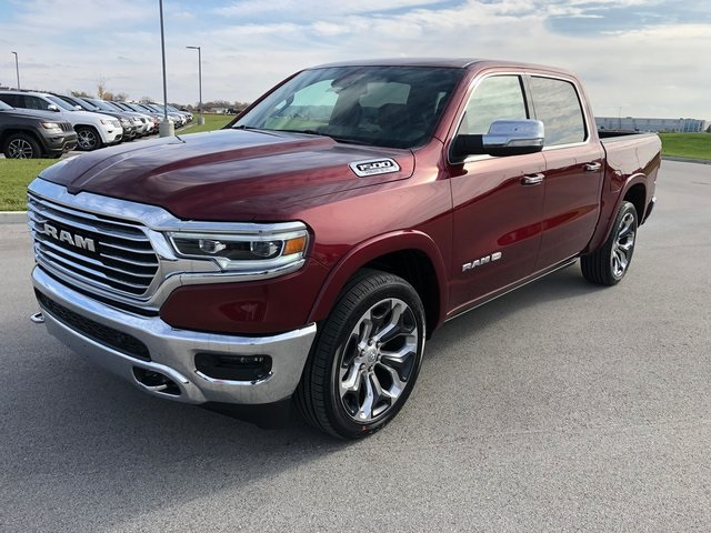 2019 Ram 1500 Crew Cab 4x4,  Pickup #K3234 - photo 4