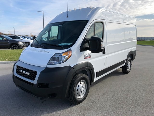 2019 ProMaster 1500 High Roof FWD,  Empty Cargo Van #K3238 - photo 4