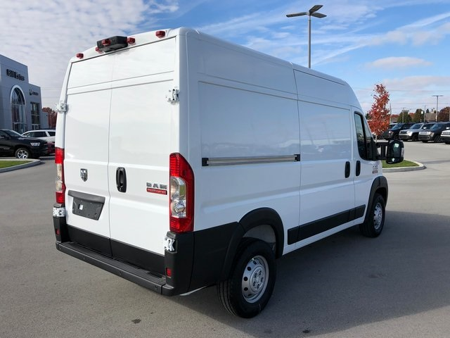 2019 ProMaster 1500 High Roof FWD,  Empty Cargo Van #K3238 - photo 8