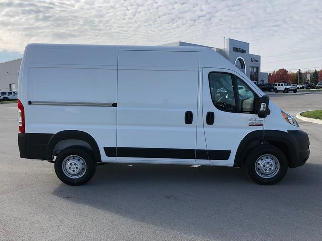 2019 ProMaster 1500 High Roof FWD,  Empty Cargo Van #K3238 - photo 9