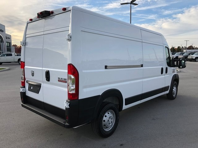 2019 ProMaster 2500 High Roof FWD,  Empty Cargo Van #K3239 - photo 8