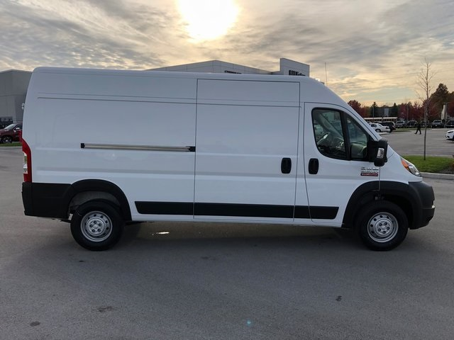 2019 ProMaster 2500 High Roof FWD,  Empty Cargo Van #K3239 - photo 9