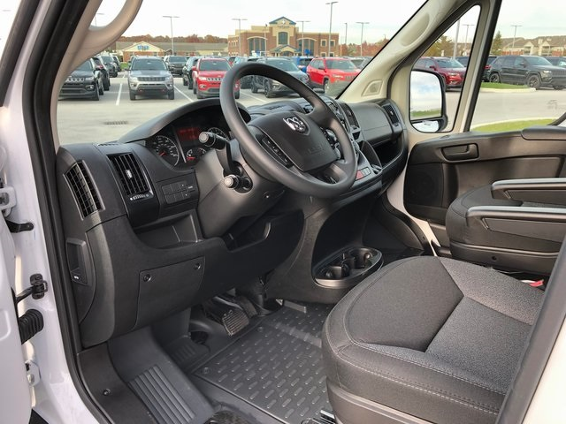 2019 ProMaster 1500 High Roof FWD,  Empty Cargo Van #K3240 - photo 12