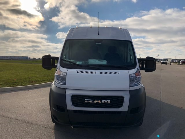 2019 ProMaster 3500 High Roof FWD,  Empty Cargo Van #K3241 - photo 3