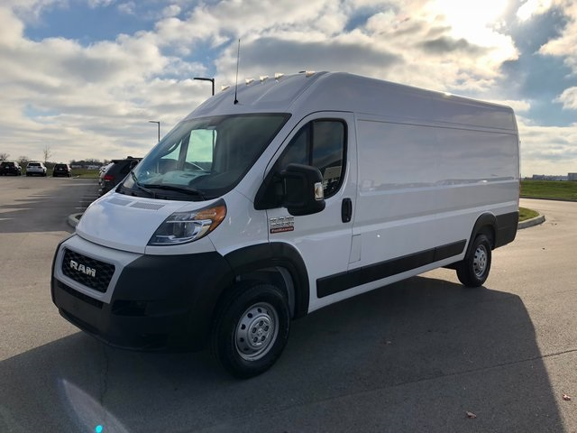 2019 ProMaster 3500 High Roof FWD,  Empty Cargo Van #K3241 - photo 4