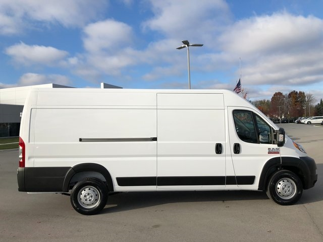 2019 ProMaster 3500 High Roof FWD,  Empty Cargo Van #K3241 - photo 9