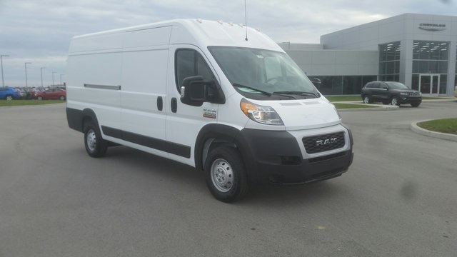 2019 ProMaster 3500 High Roof FWD,  Empty Cargo Van #K3246 - photo 1