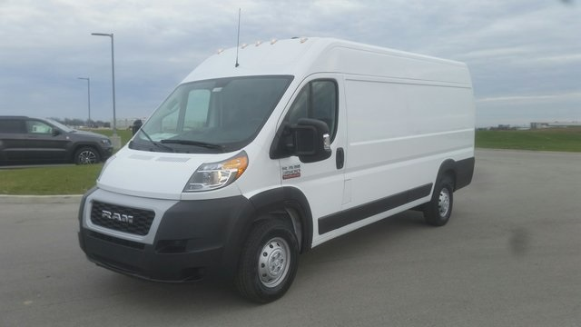 2019 ProMaster 3500 High Roof FWD,  Empty Cargo Van #K3246 - photo 4
