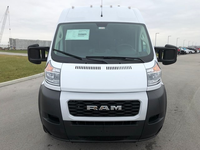 2019 ProMaster 2500 High Roof FWD,  Empty Cargo Van #K3252 - photo 3