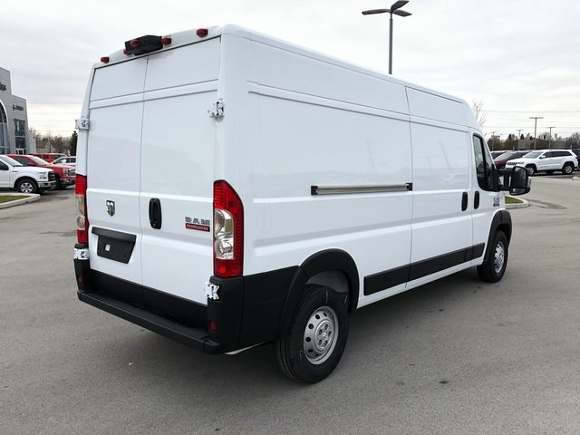 2019 ProMaster 2500 High Roof FWD,  Empty Cargo Van #K3252 - photo 8