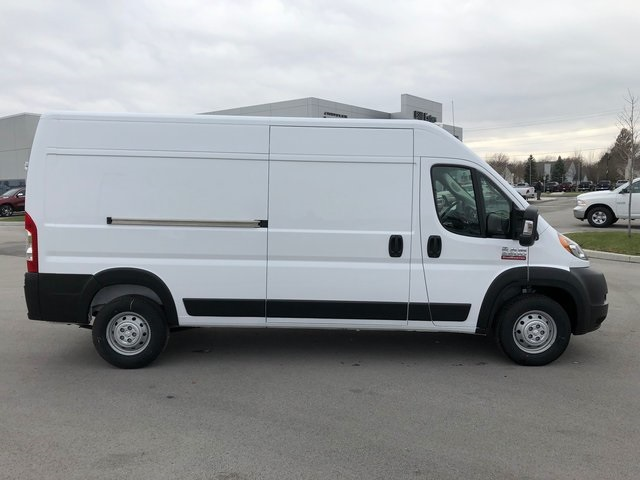 2019 ProMaster 2500 High Roof FWD,  Empty Cargo Van #K3252 - photo 9