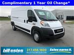 2019 ProMaster 2500 High Roof FWD,  Empty Cargo Van #K3252 - photo 1