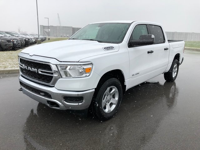 2019 Ram 1500 Crew Cab 4x4,  Pickup #K3271 - photo 4