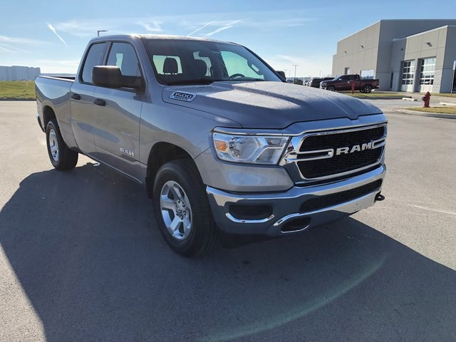 2019 Ram 1500 Quad Cab 4x4,  Pickup #K3306 - photo 1