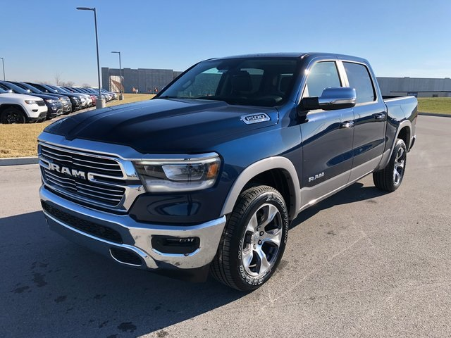 2019 Ram 1500 Crew Cab 4x4,  Pickup #K3315 - photo 4