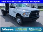 2017 Ram 3500 Regular Cab DRW 4x4,  Knapheide Platform Body #T1676 - photo 1