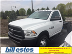 2017 Ram 3500 Regular Cab DRW 4x4, Cab Chassis #T1761 - photo 1
