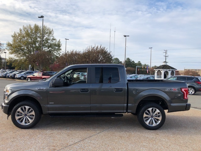 2017 F-150 SuperCrew Cab 4x4, Pickup #N161900A - photo 5
