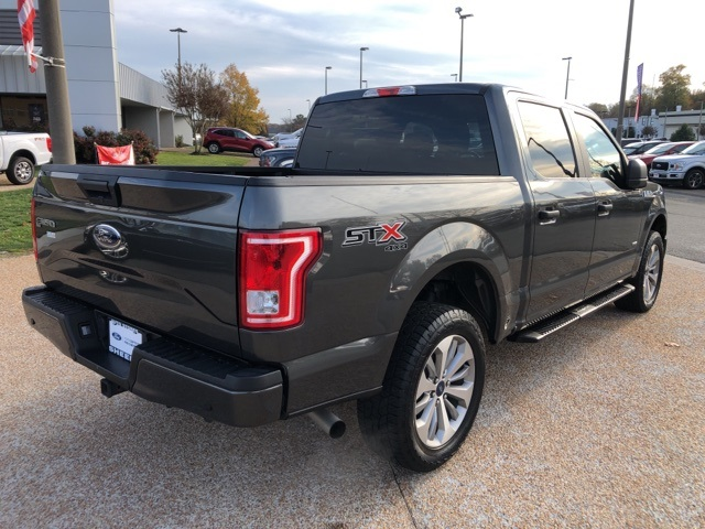 2017 F-150 SuperCrew Cab 4x4, Pickup #N161900A - photo 2