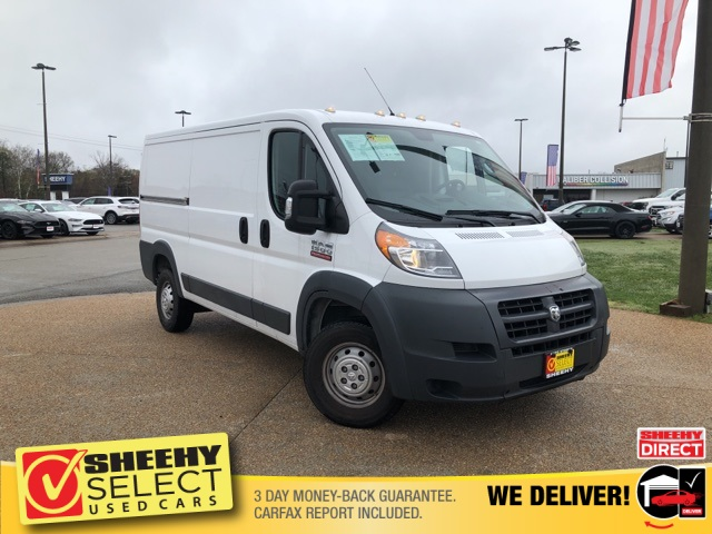 2017 ProMaster 1500 Low Roof FWD, Empty Cargo Van #N300636A - photo 1