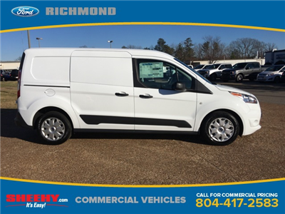 2018 Transit Connect 4x2,  Empty Cargo Van #N357414 - photo 9