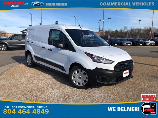 2020 Ford Transit Connect, Empty Cargo Van #N456304 - photo 1