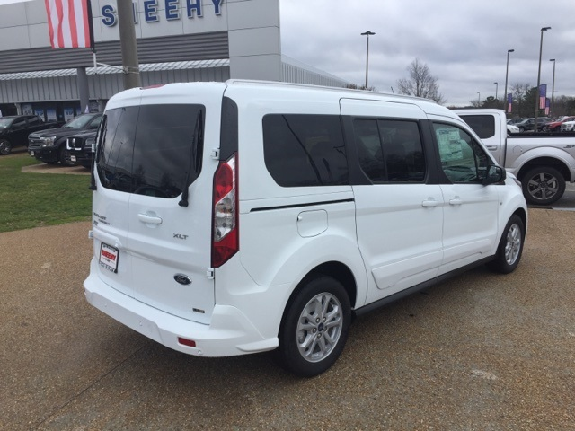 2020 Ford Transit Connect, Passenger Wagon #N463202 - photo 2