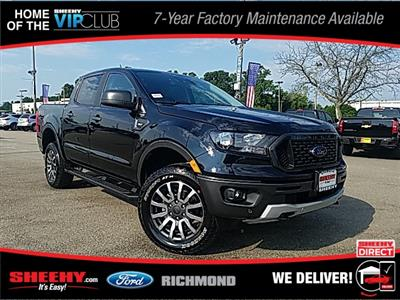 2020 Ford Ranger SuperCrew Cab 4x4, Pickup #NA01156 - photo 1