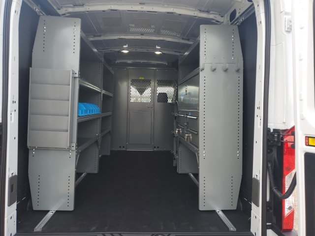 2020 Transit 250 Med Roof RWD, Adrian Steel Upfitted Cargo Van #NA03486 - photo 1