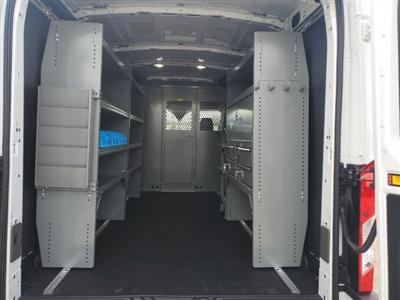 2020 Transit 250 Med Roof RWD, Adrian Steel Commercial Shelving Upfitted Cargo Van #NA03486 - photo 2