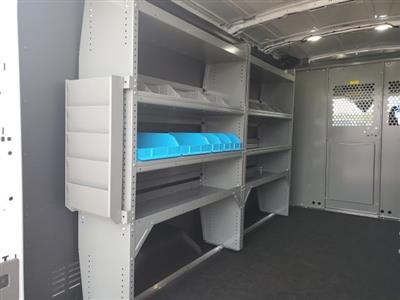 2020 Transit 250 Med Roof RWD, Adrian Steel Commercial Shelving Upfitted Cargo Van #NA03486 - photo 16