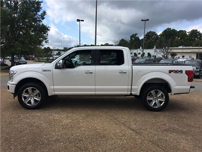 2018 F-150 SuperCrew Cab 4x4, Pickup #NA04484 - photo 4