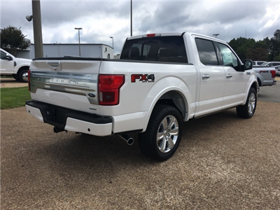 2018 F-150 SuperCrew Cab 4x4, Pickup #NA04484 - photo 2