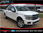 2018 F-150 SuperCrew Cab 4x4, Pickup #NA04484 - photo 1